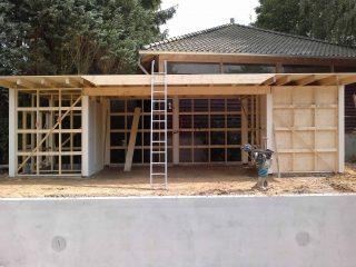renovatie aanbouw